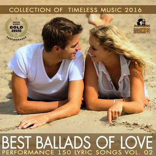 Best Ballads Of Love Vol. 02(2016)