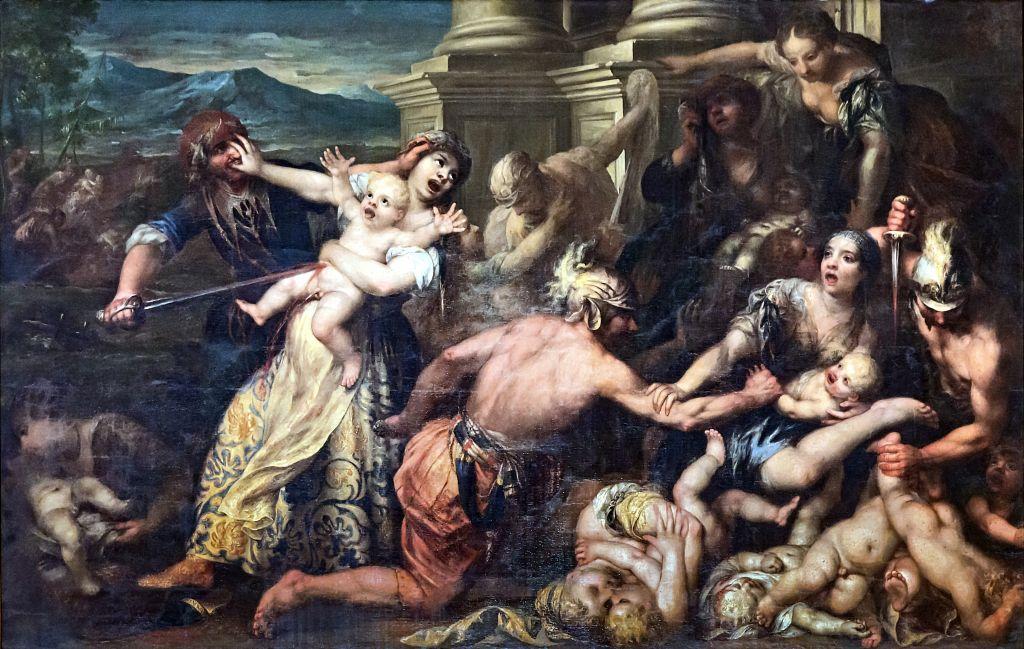 Никколо Бамбини, 17 век.
